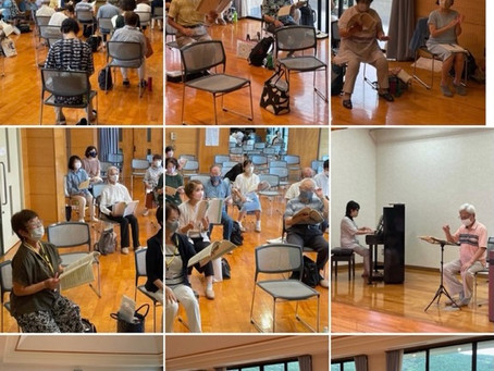8月22日 長崎練習内容
