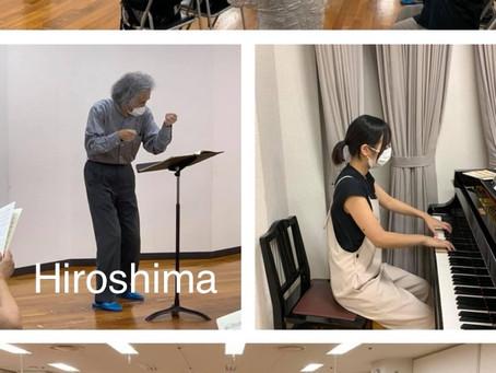 9月4日 広島練習内容