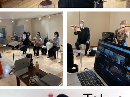 2月12日 東京練習内容