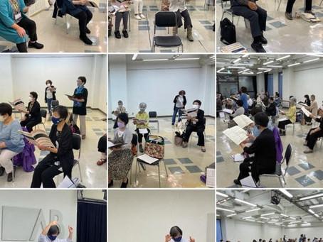 5月15日 長崎練習内容