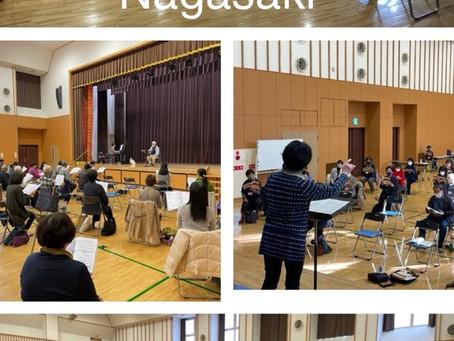 11月22日 長崎練習指導