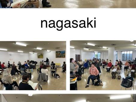 2月7日 長崎練習内容