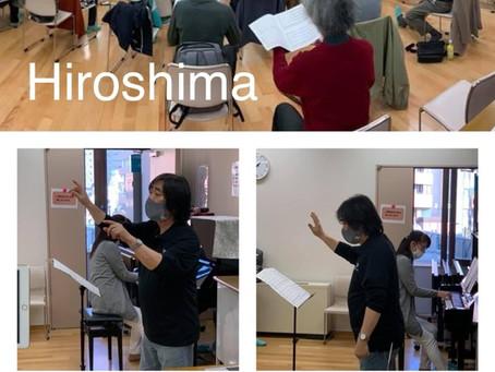 11月14日 広島練習内容