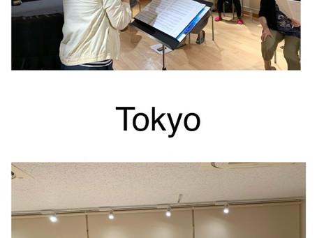6月4日 東京練習内容