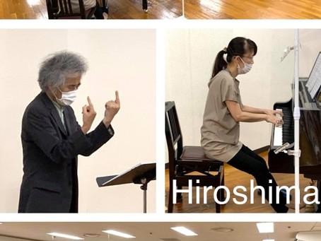 8月7日 広島練習内容
