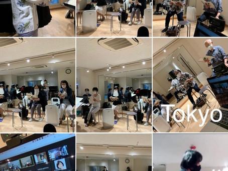 6月11日 東京練習内容