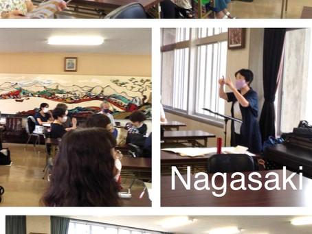 9月11日 長崎練習内容