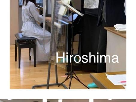 11月7日 広島練習内容