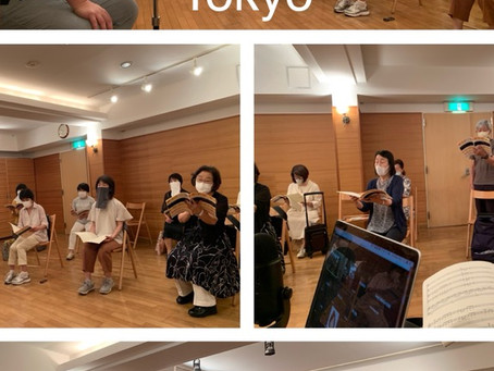 9月10日 東京練習内容