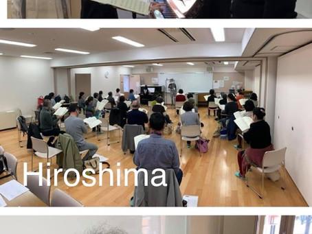 11月28日 広島練習内容