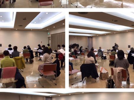 2月28日 仙台練習内容