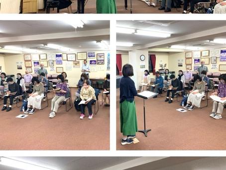 5月14日 東京練習内容