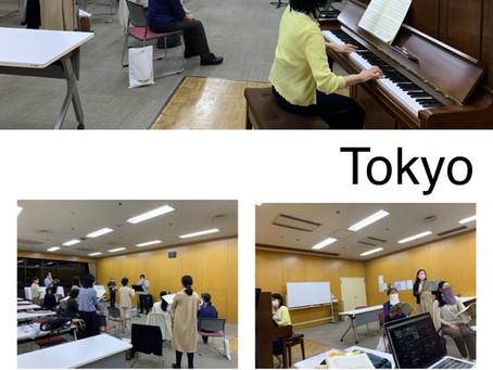 9月3日 東京練習内容