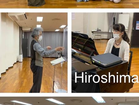 5月29日 広島練習内容