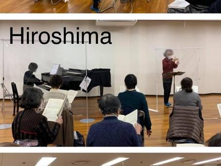 2月20日 広島練習内容