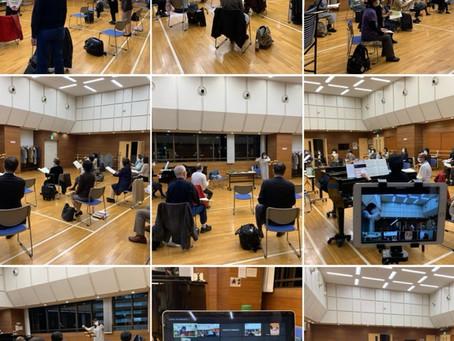 11月6日 東京練習内容