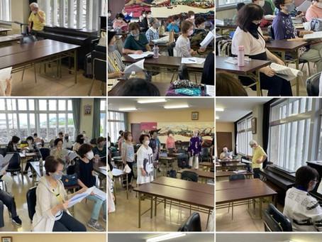 9月5日 長崎練習内容