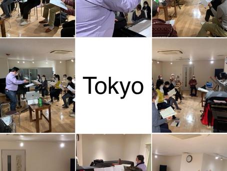 2月26日 東京練習内容