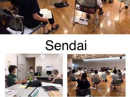 8月29日 仙台練習内容