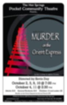 Murder on the Orient Express_11x17 Kiosk