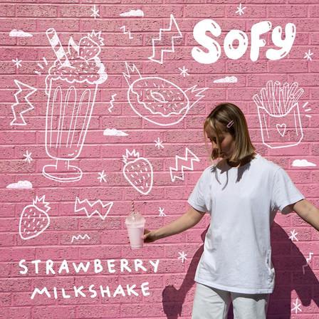 SOFY - STRAWBERRY MILKSHAKE