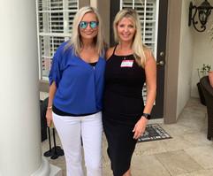 Salina Yearty & Renea Blakewood
