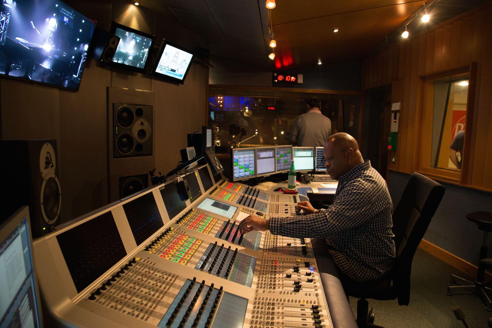 Studer Grand Studio RTL