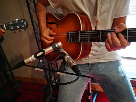 Le meilleur son pour les artistes en live dans votre radio. Possible ?