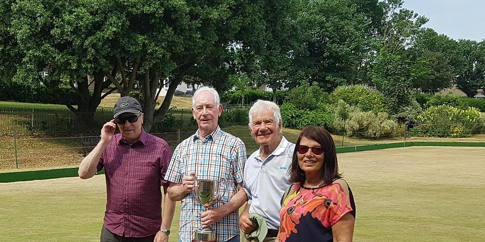 ALL DAY COMPETITION. AUSTRALIAN PAIRS ALEC GRISBROOK TROPHY