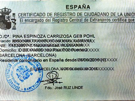 CASE STUDY Nº 3: EU Registry Certificate
