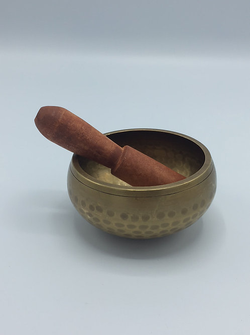Md Small Hammered Singing Bowl