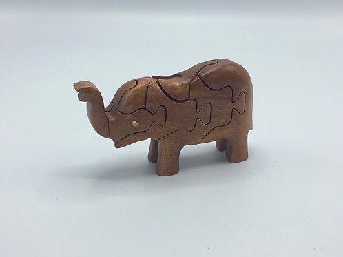 3 Dimensional Elephant Puzzel