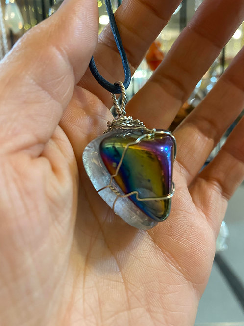 Combo Gemstone Wire Wrapping Saturday July 10th