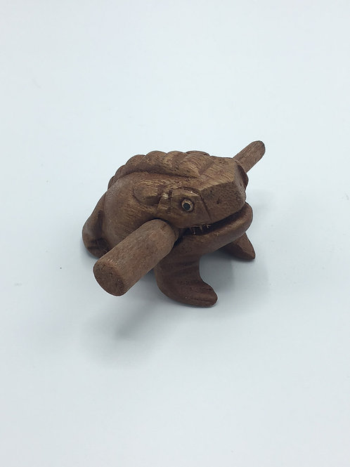 Wood Frog Noise Instrument