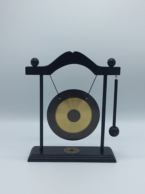Mini Gong With Stand