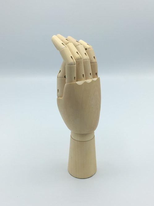 Articulating Wooden Hand