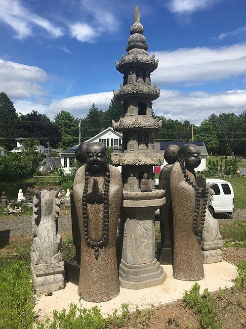 Blue Stone Pagoda