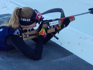 Izzy's Totally Into Biathlon