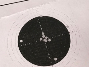 Practice aim offs