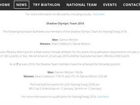 The Qualifications So Far. 13 Days to Go!