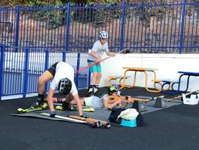 A Full Day Of Biathlon Development