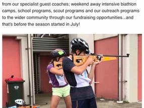 AUS Biathlon in NSW 2019 Wrap Up
