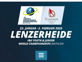 Youth /Junior World Championships, Lenzerheide 2020