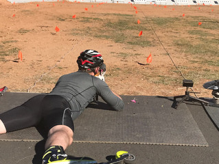 Wodonga 's Biathlon Range & Roller Ski Track