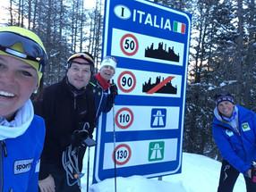 Masters Training in Livigno