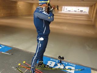 BiathlonTraining in Germany