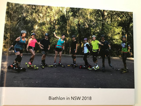 Merry Christmas from NSW Biathletes!