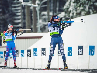 AOC article - history made by our NSW biathlete