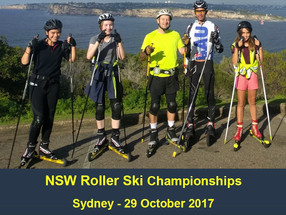 Entries Open For Roller Ski Champs