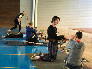 Sydney Biathlon camp